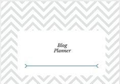 Menu Criativo: Blog Planner 2017 #planner #planner2017