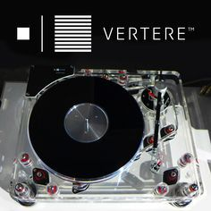 Vertere Reference Turntable... some say the best turntable in the world.