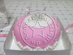 Mini-bolo-mesversário/mini cake