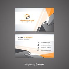 Free Business Card Templates, Free Business Cards, Professional Business Cards, Business Card Design, Birthday Banner Design, Bussiness Card, Graphic Wallpaper, Typographic Poster, Brand Guidelines