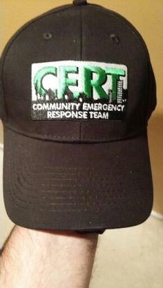 COMMUNITY EMERGENCY RESPONSE TEAM with Tri-County Security