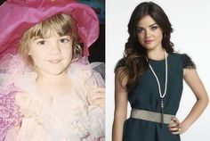 Lucy Hale Then; Lucy Hale Now and star of Pretty Little Liars, is a native of Memphis, Tennessee.