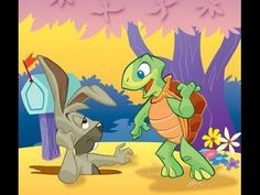 El cuento de la liebre y la tortuga