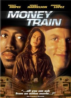 Money Train starring Wesley Snipes and Woody Harrelson. Undercover cops in the New York underground who go head-to-head over an inside job in this adrenaline-pumping adventure locomotive. Amazon Affiliate Link.