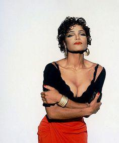 Janet Jackson channeling #DorothyDandrige.