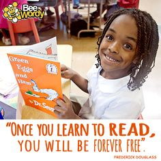 Learning to read automatically opens your brain up to endless possibilities.  #reading #possibility #BeeWordy