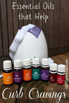 Great suggestions for essential oils for weight loss to run in the diffuser. These oils have been shown to help curb those mindless cravings and keep you on your path to healthy eating habits!