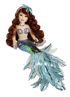 Marie Osmond Little Mermaid Doll