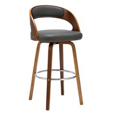 Bar Stools Bar Furniture Nordic Style Modern Design Solid Wood Bar Stool Solid Wooden Leg Pp Seat Home Dining Coffee Bar Counter Stool Backless 68cm Reliable Performance