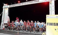 Spinneys Dubai 92 Cycle Challenge 2013