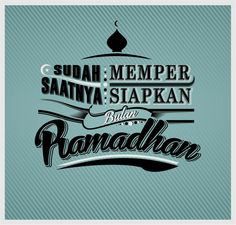 Welcome  Ramadhan