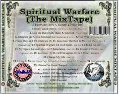 Minister Stevie Tee - Spiritual Warfare Cd Release