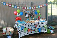 DIY Deluxe Printable Birthday Party Package.