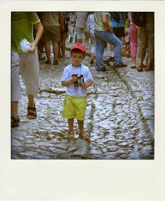kid in albania