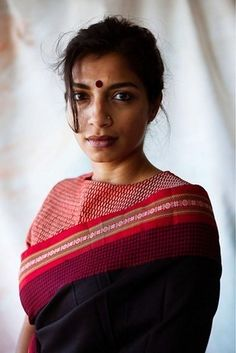 Diksha Basu, 32, writer and occasional actor | 9 Women Photographed In Their Most Meaningful Inherited Saris