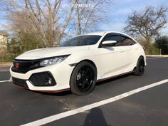 2017 Honda Civic Fitment Gallery Stock Browse the largest online car fitment gallery, curated by enthusiasts, for enthusiasts. Find out what fits your car and show off your ride! Honda Civic Vtec, Best Cars For Teens, Street Racing Cars, First Car, Vroom Vroom, Race Cars, Dream Cars, Type, Gallery
