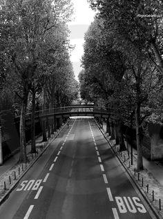 Couloirs de bus - Paris