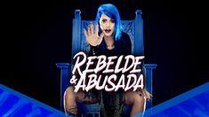 Tati Zaqui - Rebelde e Abusada (Clipe Oficial)