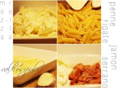 pastasalaatti ja ohuet mausteiset leipäset