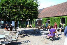 Olof Viktors café. Street View, Outdoor Decor