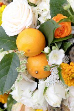 Citrus Wedding Ideas From Lyndsey Hamilton Events