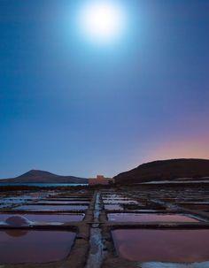 https://flic.kr/p/o3Pmqe | Las salinas de Bocacangrejo 2.0 | Domingo, 13 de julio de 2014, 03:35 horas. Agüimes (Gran Canaria).