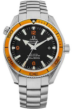 Pre-Owned Omega Watch - Seamaster Planet Ocean