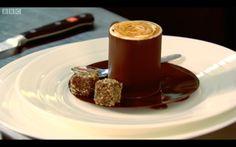 Cafe Creme Dessert by Raymond Blanc