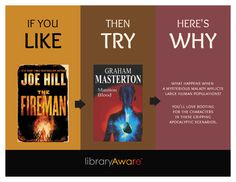 "LibraryAware's ready-to-go templates make great in-house and social media posts. Search ""Fireman"" in flyers-books to customize this flyer."