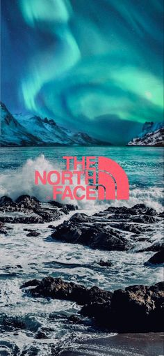 The North Face iPhone wallpaper