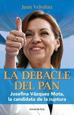 Les recomiendo mucho este libro. Una explicación de porqué JVM no era una opción para el PAN.    http://hojeandolibros.blogspot.mx/2012/07/la-debacle-del-pan-josefina-vazquez.html