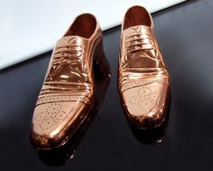 The Copper shoe for Eclectic collection 2012