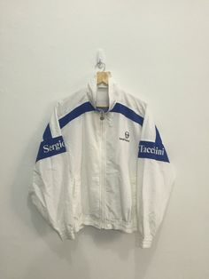A personal favourite from my Etsy shop https://www.etsy.com/listing/466759235/vintage-sergio-tacchini-multicolour