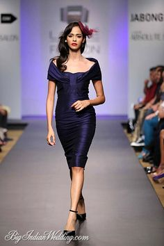 Junelia Aguiar at Lakme Fashion Week Summer/Resort 2014