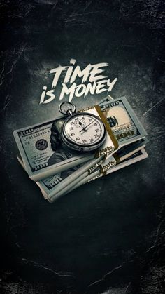 Time is money wallpaper by Badgirlllllllllll - - Free on ZEDGE™ Money Wallpaper Iphone, Iphone Homescreen Wallpaper, Cellphone Wallpaper, Mobile Wallpaper, Marvel Wallpaper, Dope Wallpapers, Cool Wallpapers For Phones, Iphone Wallpapers, Motivational Quotes Wallpaper
