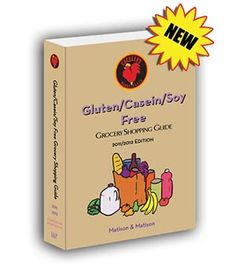The only all-in-one Gluten, Soy, and Dairy free book I've been able to find that actually looks informative.