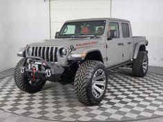 2020 Used Jeep Gladiator Rubicon at . Jeep Cars, Jeep 4x4, Jeep Truck, Cool Trucks, Big Trucks, Jeep Wrangler Girl, Used Jeep, Badass Jeep, Jeep Rubicon