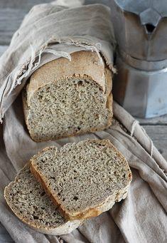 Chleb żytni na zakwasie. #chleb #bread