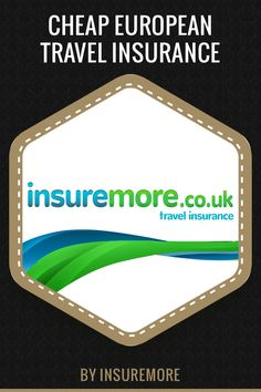 In the category 'less romantic things to think of when going on a honeymoon': travel insurance! Luckily InsureMore can help you out fast and easily: http://insuremore.co.uk/page/european-travel-insurance