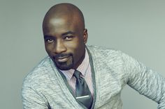 Mike Colter Cast to Play Luke Cage in Marvel/Netflix Live Action Series Mike Colter, Jessica Jones, Jamaican Men, Luke Cage Marvel, Netflix, Hot Black Guys, Black Men, Randal, Ridley Scott