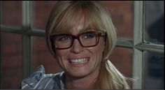 Suzy Kendall of The Bird with the Crystal Plumage Directed by Dario Argento