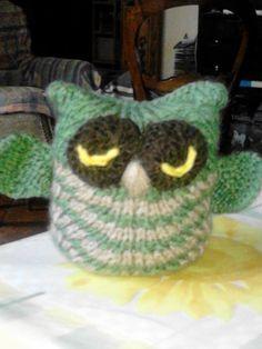 Gufetto addormentato - Sleepy owl