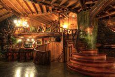 RodolfoなTumblr — voiceofnature:   Magic Mountain Lodge  This...