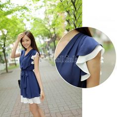 Buy sleeveless chiffon dress sexy slim party evening short beach dress from dresslink,enjoy discount shopping and fast delivery now. Short Beach Dresses, Sexy Dresses, Beautiful Dresses, Summer Dresses, Dress Link, Dress P, Chiffon Dress, Cheap Clothes Online, Slim