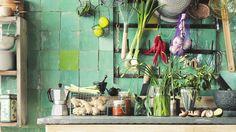 Resultado de imagen de azulejos cocina casa campo