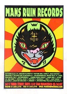 My 90's icon is Frank Kozik.  Always the coolest posters ever.