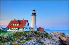 Portland, Maine Lighthouse (330 pieces)