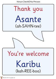 Teacher's Pet - Swahili Speech Bubbles - FREE Classroom Display Resource - EYFS, KS1, KS2, African, africa, kenya, safari, languages, foreign, MFL, welcome,