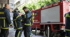 Θεσσαλονίκη: Ο άνδρας που έλουσε με βενζίνη συμβολαιογράφο είχε αυτοπυρποληθεί το 2011