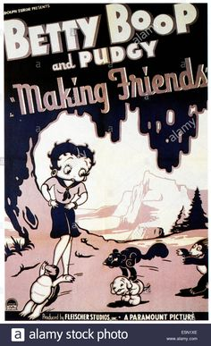 12 betty boop movie posters ideas
